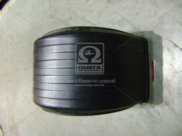 Крыло грузовое ГАЗ двускатное (Производство Петропласт) Локеры - АВТОТОРГ в Мелитополе