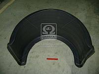 Крыло грузовое ЗИЛ 5301 двускатное (Производство Петропласт, г.Санкт-Петербург) Локеры