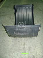Крыло грузовое КАМАЗ двускатное (Производство Петропласт, г.Санкт-Петербург) Локеры