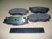 Колодка тормозной MAZDA 6 (GG) передний (Производство TRW) GDB3309