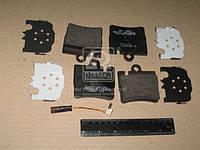 Колодка тормозной MERCEDES-BENZ S-KLASSE (W220) (Производство Bosch) 0986424830