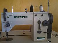 ZOJE 20U63  Одноигольная швейная машина двухукольной зигзагообразной строчки