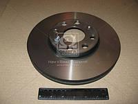 Диск тормозной FORD, передний (Производство TRW) DF1652