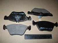 Колодка тормозной MB E280/E320/E420 передний (Производство ABS) 36943