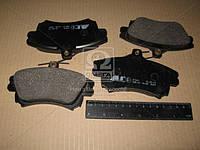 Колодка тормозной MITSUBISHI/VOLVO CARISMA/S40/V40 передний (Производство ABS) 37020