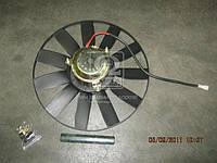 Электровентилятор охлаждения радиатора ГАЗЕЛЬ двигатель 406, 12В (Производство ПЕКАР) 38.3780