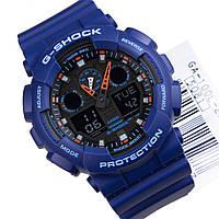 Мужские часы Casio G-SHOCK GA-100L-2AER оригинал