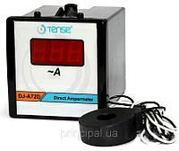 Цифровой амперметр 60 А панельный щитовой 72х72 мм электронный цена переменного купить шкаф електронний