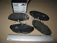 Колодка тормозной JAGUAR XJ/S-TYPE задней (Производство ABS) 37178