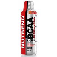 BCAA аминокислоты Nutrend AMINO BCAA Mega Strong (500 мл)