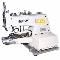 Gemsy GEM 373 пуговичная машина