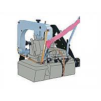 Racing PO-F Устройство для продвижения материала (пуллер) для оверлоков