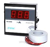 Цифровой амперметр 200а панельный щитовой 96х96 мм электронный цена переменного купить шкаф електронний