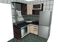 Советы по дизайну маленьких кухонь