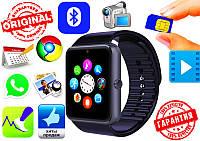 Удобные умные смарт-часы SMART WATCH, SIM, камера, блютуз. Высокое качество. Стильный дизайн. Код: КДН1376