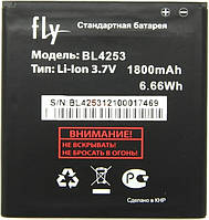 Аккумулятор (батарея) Fly IQ443 Trend / BL-4253 (1800mAh)