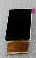 Дисплей экран LCD для Fly DS104