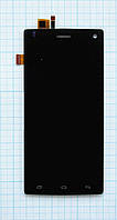 Модуль (дисплей + сенсор) Fly FS452 Nimbus 2 black