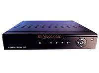 Комплект виднонаблюдения TK-D4C4DM (4 канала, 4 камеры)