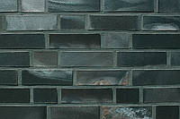 Кирпич клинкерный АВС Hamburg schwarz 240/90/71 арт 8954