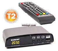 Цифровой эфирный DVB-T2 приемник Romsat T2050+