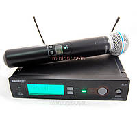 Радиосистема Shure SLX24/Beta58-R5 (2контактные)