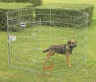 Вольер для щенков Dog Park, Цинк, 8 панелей (Савик)  Savic (61 х 61 см)
