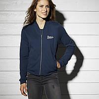 Классическая куртка-бомбер для женщин Reebok BR5670 - 17