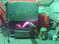 Котел на твердом топливе Emtas 800 кВт (Турция)