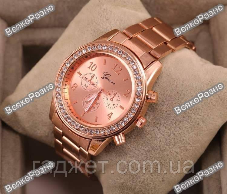 Женские часы Geneva Paidu Swarovski