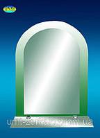 Зеркало 120 зеленое