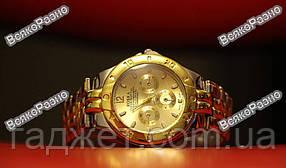 Часы мужские Rosra oyster perpetual gold