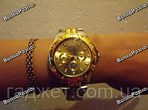 Часы мужские Rosra oyster perpetual gold, фото 2