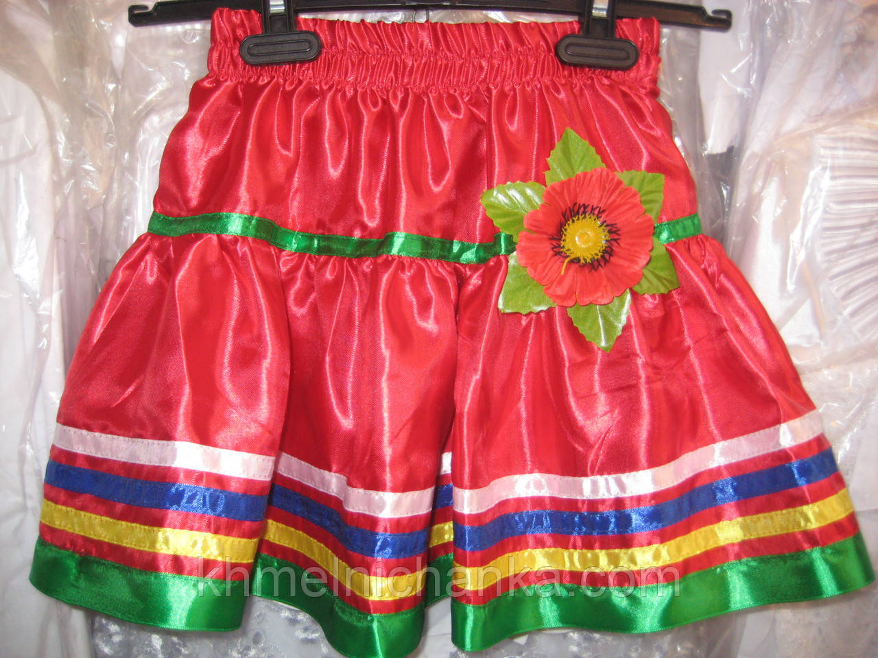 Украинская юбка для девочек