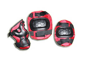 Защита роликовая (наколенники+налакотники+защита кисти)