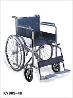Инвалидная коляска (до 100 кг) KY809   - 46