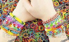 Набор Loom Bands резинок для плетения браслетов 550 шт, фото 2