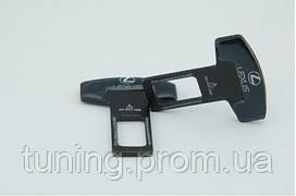 Заглушки ремней безопасности для Lexus