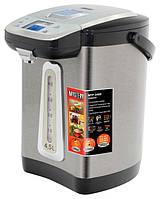 Электро чайник термос термопот MYSTERY MTP-2450