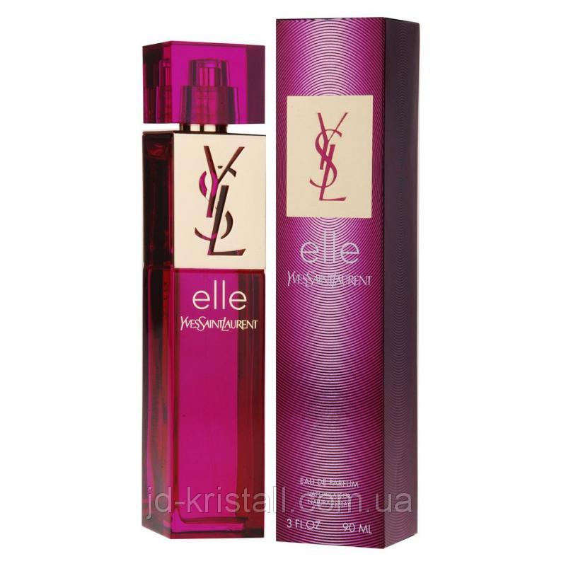 Yves Saint Laurent Elle парфюмированная вода 90 ml. (Ив Сен Лоран Елле)