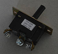 Переключатель - тумблер ПТ-18-25-2112-30УЗ (аналог ПН-45 М-2), фото 1