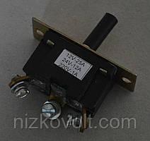 Переключатель - тумблер ПТ-18-25-2112-30УЗ (аналог ПН-45 М-2)