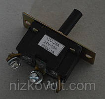 Вимикач - тумблер ПТ-18-25-2112-30УЗ (аналог ПН-45 М-2)