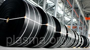 Лента конвейерная шахтная трудносгораемая 2ШТС -…-5-ТЛК-200-4,5-3,5, ГОСТ 20-85