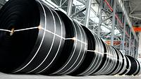 Лента конвейерная шахтная трудносгораемая 2ШТС -...-4-ТЛК-400-2-4,5-3,5, ГОСТ 20-85