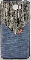 Чехол-накладка Remax Gentleman Series for Huawei Y5 II Jeans RM-279