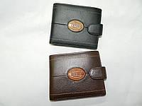 Мужской кожаный кошелёк-портмоне фирмы CEFIRO