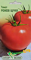 "Семена  томата Розовые Щечки, раннеспелый 0,1 г, ""Елiтсортнасiння"", Украина"