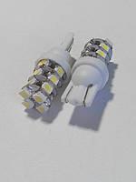 Светодиод T10-WG-16SMD(3528)-12V
