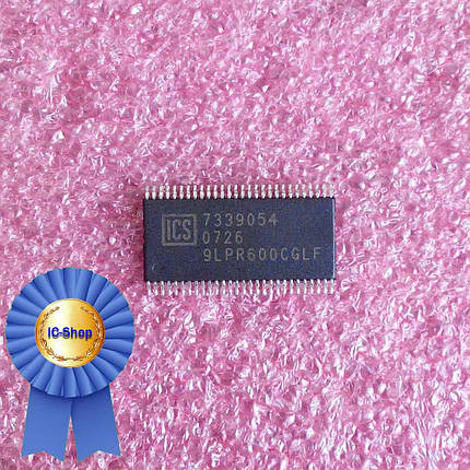 Микросхема ICS 9LPR600CGLF ( ICS9LPR600CGLF ), фото 2